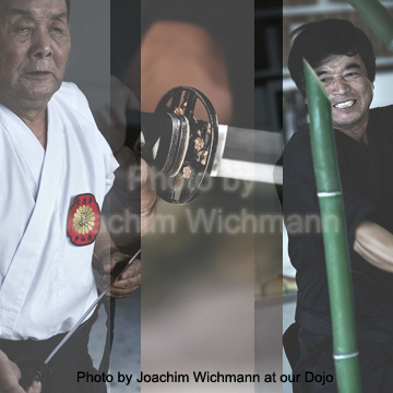 Photo Gallery of Swords-Smith and Iaido Player